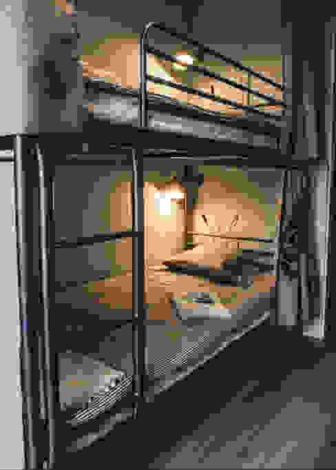 Scandinavian style nursery/kids room by dziurdziaprojekt Scandinavian
