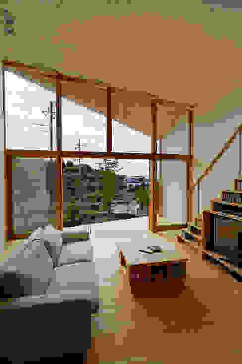Casas por 中山大輔建築設計事務所/Nakayama Architects