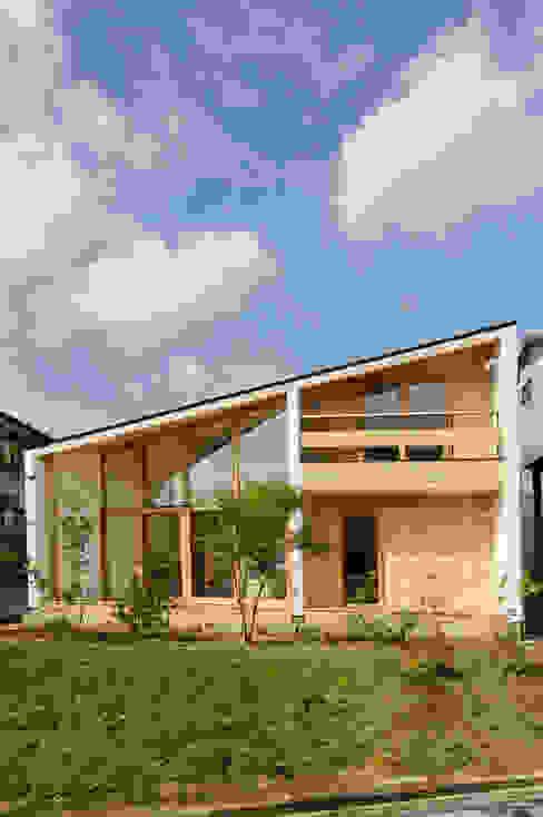Nhà: thiết kế nội thất · bố trí · ảnh bởi 中山大輔建築設計事務所/Nakayama Architects