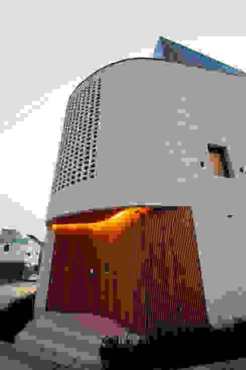 [GIP] Warm Curve: GIP의  주택,모던