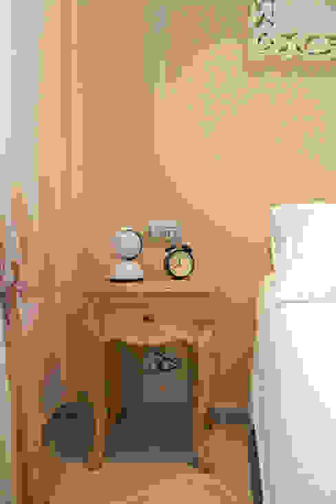Bedroom by Studio_P - Luca Porcu Design