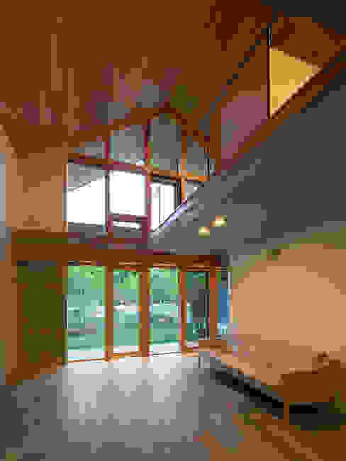 三角屋根の家: 林建築設計室が手掛けた家です。,