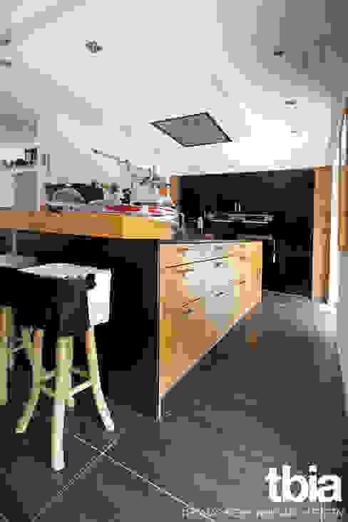 Küche Moderne Küchen von tbia - Thomas Bieber InnenArchitekten Modern