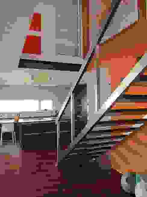 HOME DESIGN 2 Planungsbüro GAGRO Moderner Flur, Diele & Treppenhaus