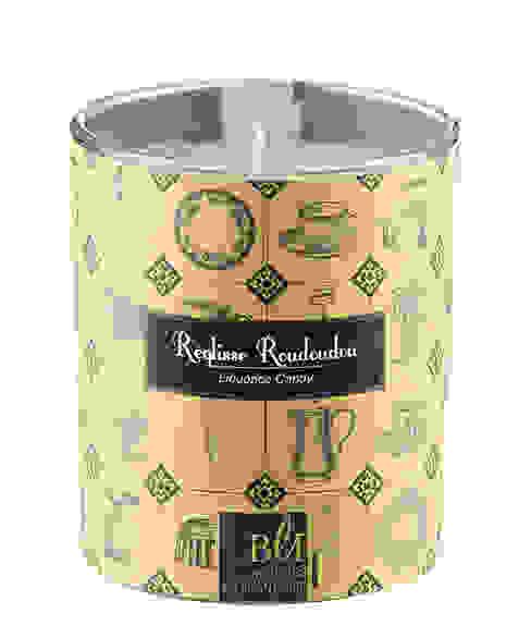 Bougie parfumée gourmande réglisse roudoudou par Bougies la Française Éclectique