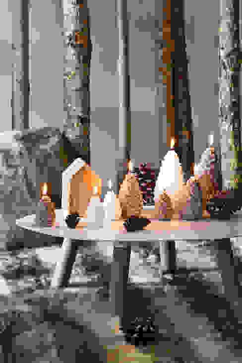 Projekty,   zaprojektowane przez Bougies la Française, Skandynawski