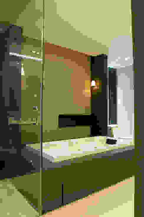 Departamento Vertientes : Baños de estilo  por ARCO Arquitectura Contemporánea ,