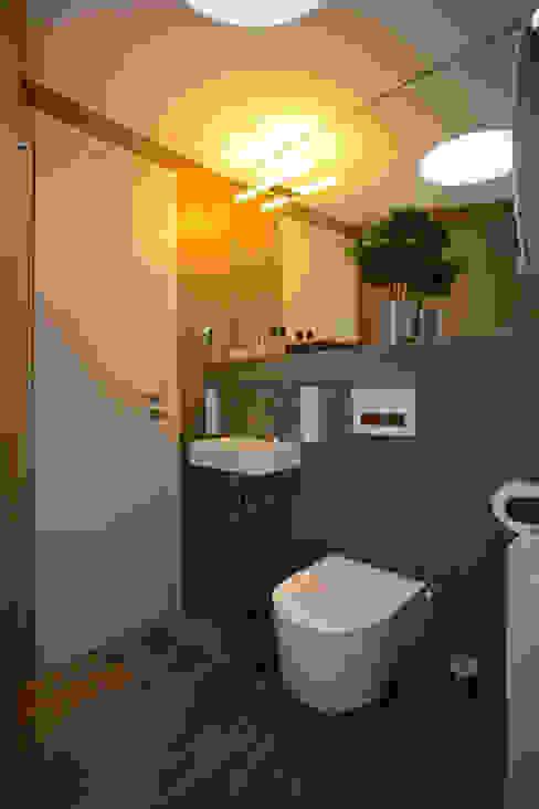 Gästebad Moderne Badezimmer von tredup Design.Interiors Modern
