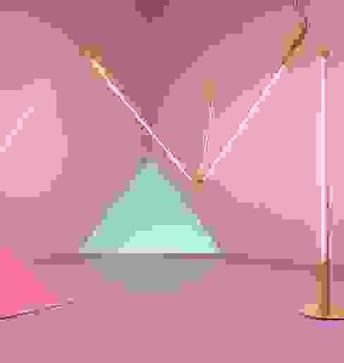 neon string collection von homify Minimalistisch