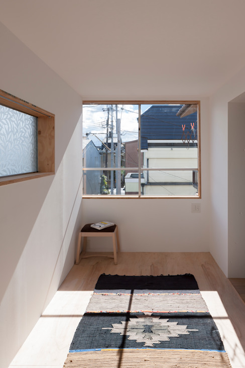 House in Shichiku by SHIMPEI ODA ARCHITECT'S OFFICE