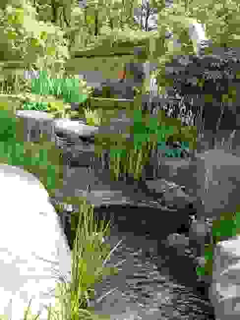Mediterrane tuinen van Gärten für Auge und Seele Mediterraan