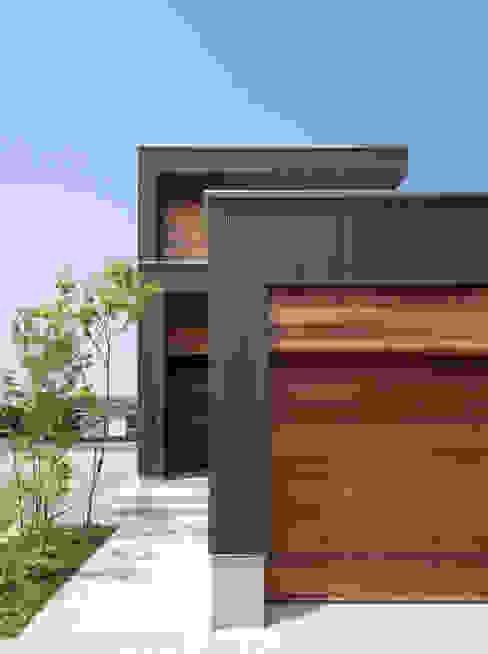 Casas estilo moderno: ideas, arquitectura e imágenes de Architect Show Co.,Ltd Moderno