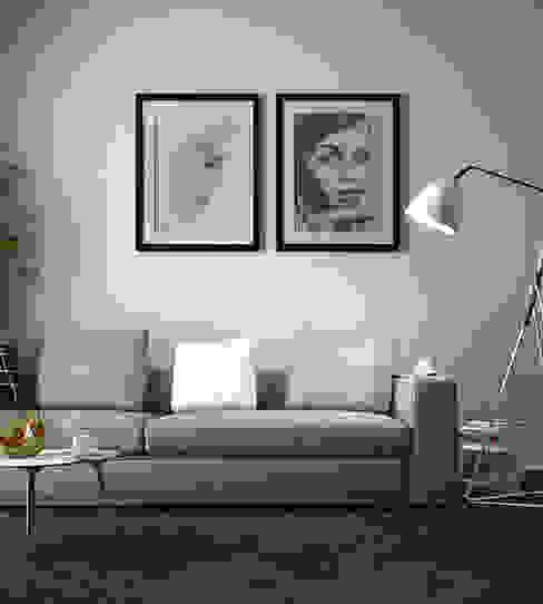 Moderne Wohnzimmer von Studiod3sign Modern