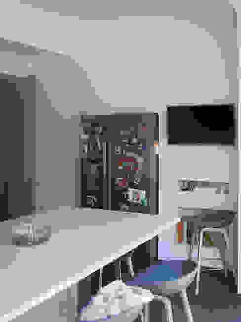 Modern Mutfak Jean-Paul Magy architecte d'intérieur Modern