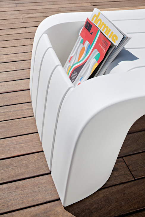 GROOVE - Sofa, Armchair, Coffee table di 21st-design Moderno