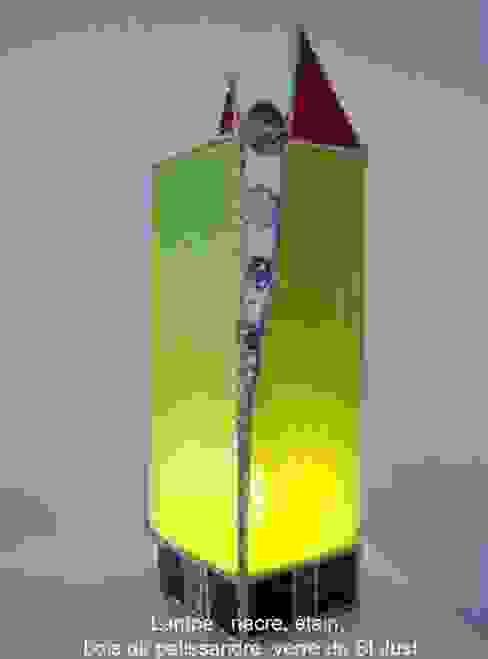 lampe tactile par L'océan des nacres