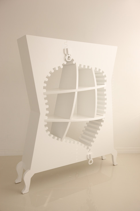 ZIPPER2: Studio KANALI의 현대 ,모던