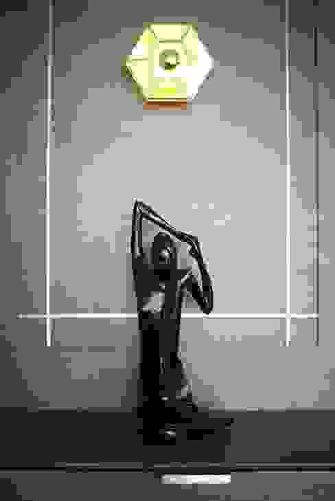 Details Modern living room by Esra Kazmirci Mimarlik Modern