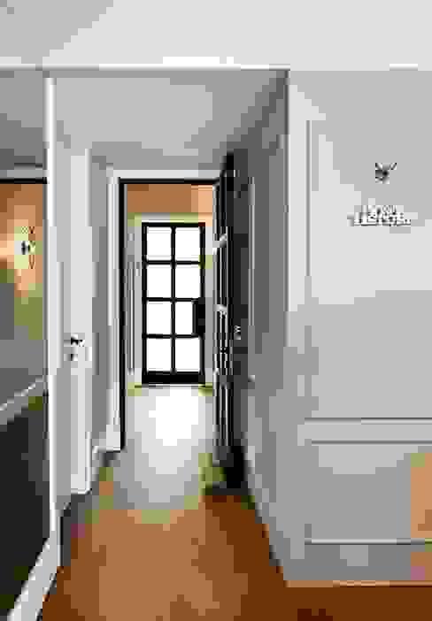 Hall Modern Oturma Odası Esra Kazmirci Mimarlik Modern
