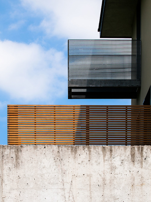 Vivienda en Asturias Casas de estilo moderno de EAS Arquitectura Moderno