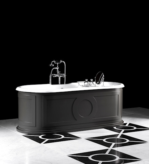 CAPITOL BATH: modern  by Devon&Devon UK, Modern