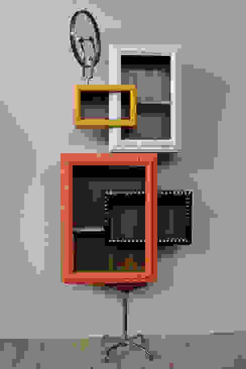 FRAME IT - Duchamp di Macrit - Materie Creative Italiane Moderno Legno Effetto legno