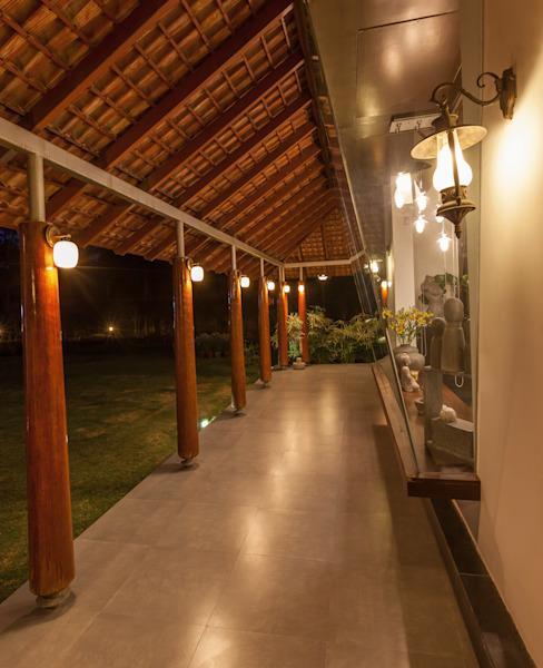 Patios & Decks by Kumar Moorthy & Associates, Eclectic