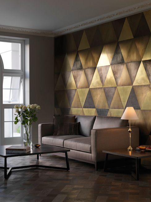 Maya wall tiles par CTO Lighting Ltd
