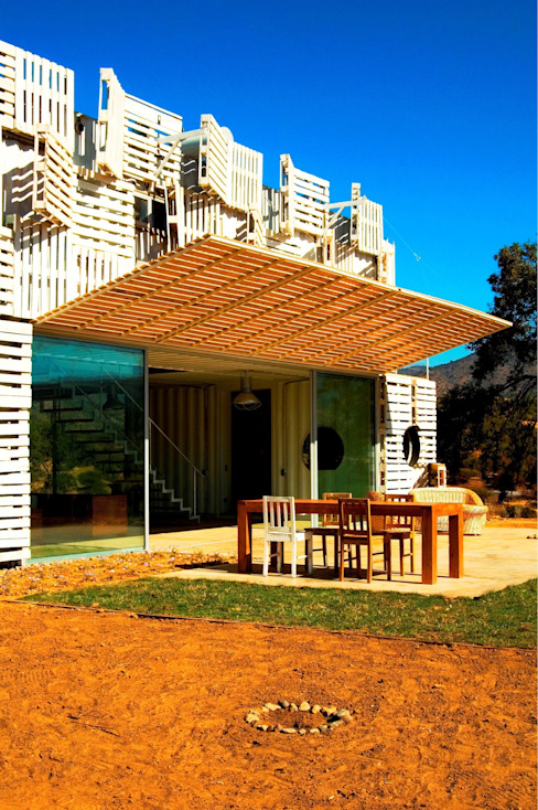 de James & Mau Arquitectura Moderno