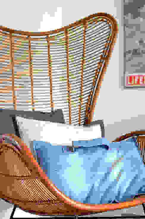 Phòng khách theo Kristina Steinmetz Design, Công nghiệp