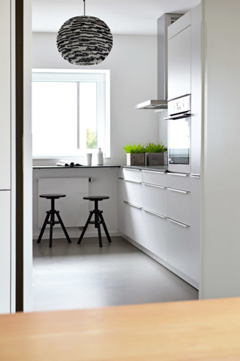 homify Small kitchens