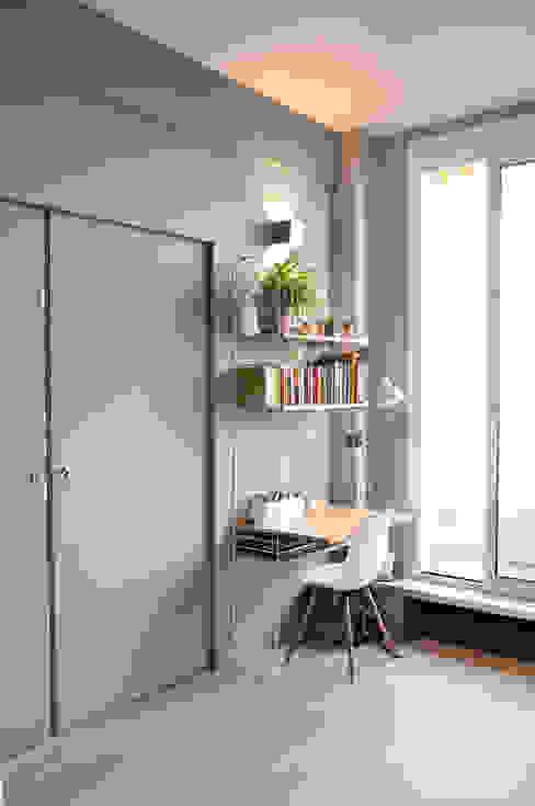 Рабочие кабинеты в . Автор – Barbara Sterkers , architecte d'intérieur,