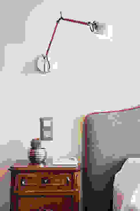 Phòng ngủ phong cách hiện đại bởi Barbara Sterkers , architecte d'intérieur Hiện đại