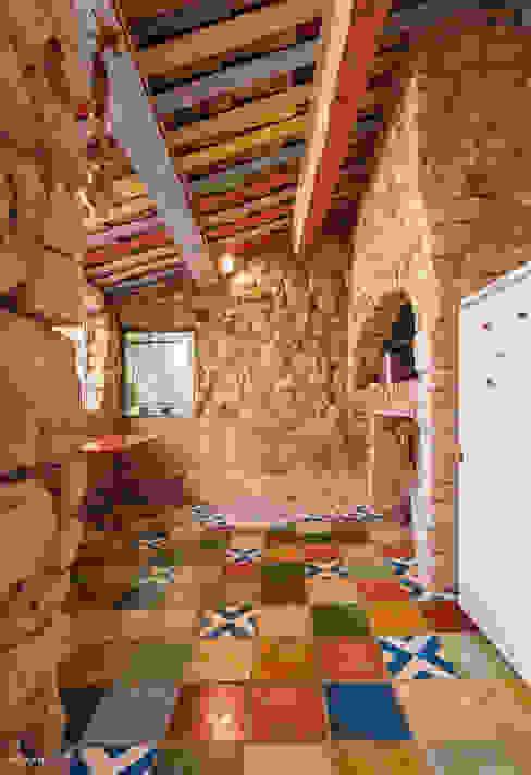 Mediterrane balkons, veranda's en terrassen van Pixcity Mediterraan