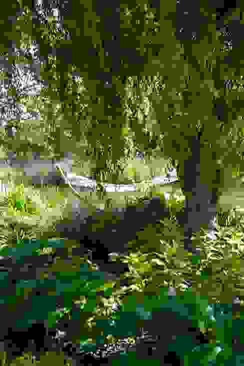 Projekty,  Ogród zaprojektowane przez homify, Wiejski