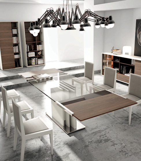 Arbito Dining Tables Quality Lounge Suites Modern dining room