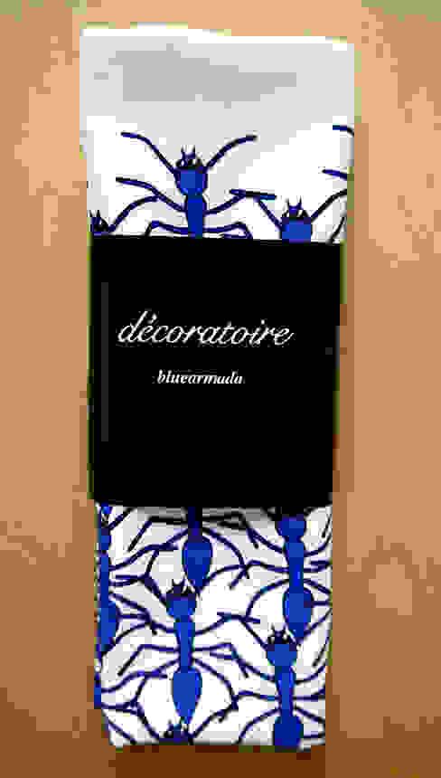 TORCHON / DISH TOWEL bluearmada par décoratoire Moderne