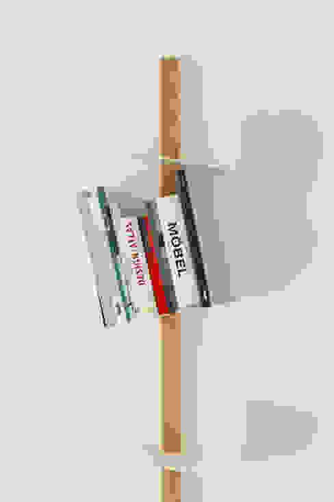 Bücherregal FRIEDRICH von Formfreund Holzmanufaktur Minimalistisch