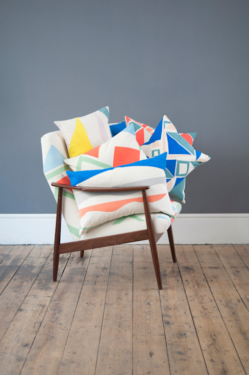 Tamasyn Gambell X Forest London Collaboration:  Living room by Tamasyn Gambell,