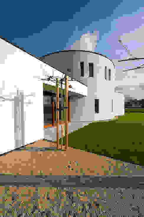 Villa Dalí Moderne huizen van 123DV Moderne Villa's Modern