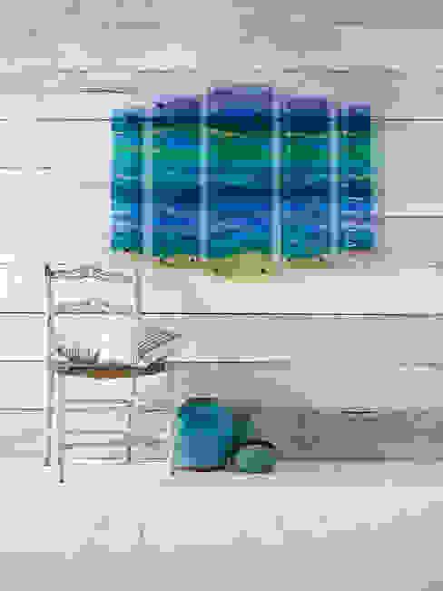 Wall Panels: modern  by Jo Downs, Modern