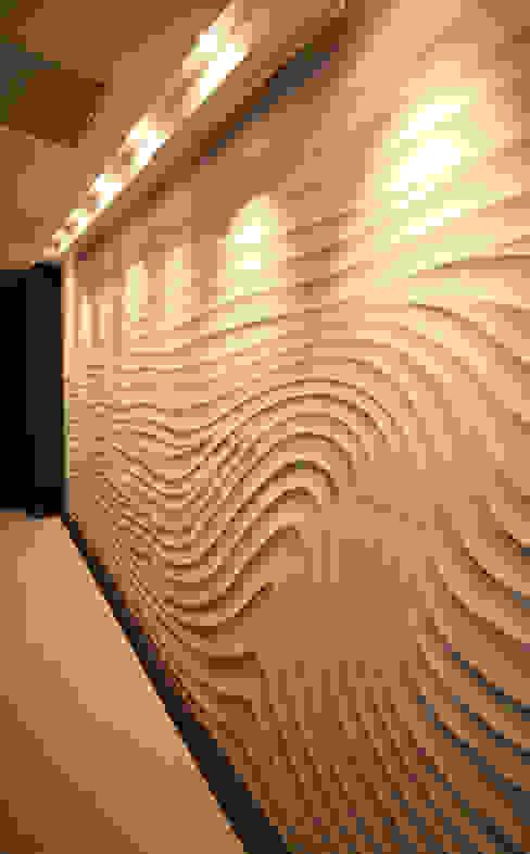 Phòng học/văn phòng phong cách Địa Trung Hải bởi Philippe Ponceblanc Architecte d'intérieur Địa Trung Hải