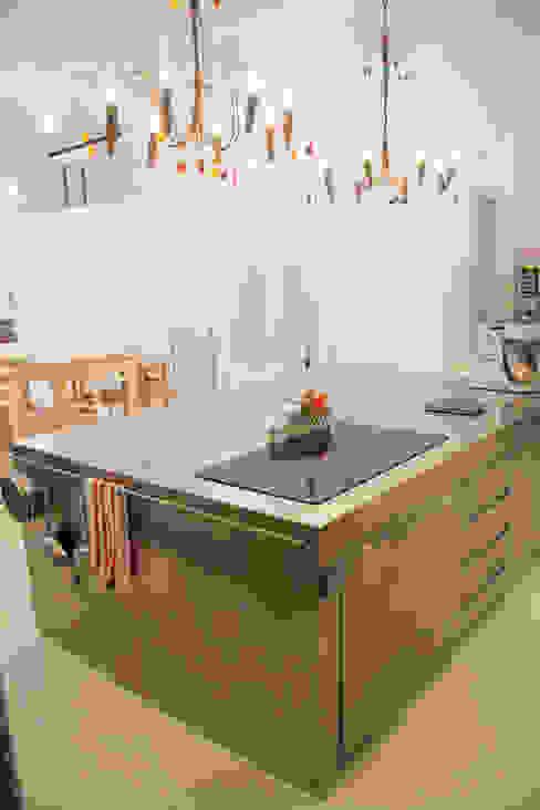 cocina a medida de Fdesignstudio Cocinas de estilo industrial de F Design Studio Industrial