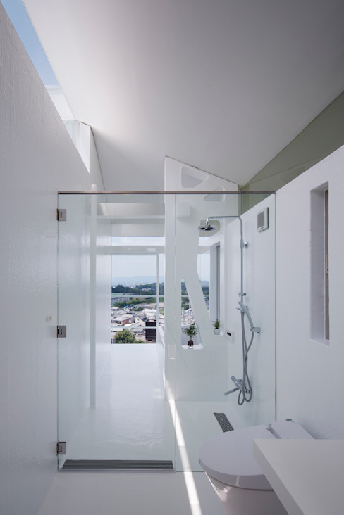 House in Narazaka van Yoshiaki Yamashita Architect&Associates