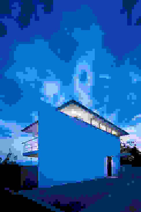 House in Narazaka by Yoshiaki Yamashita Architect&Associates