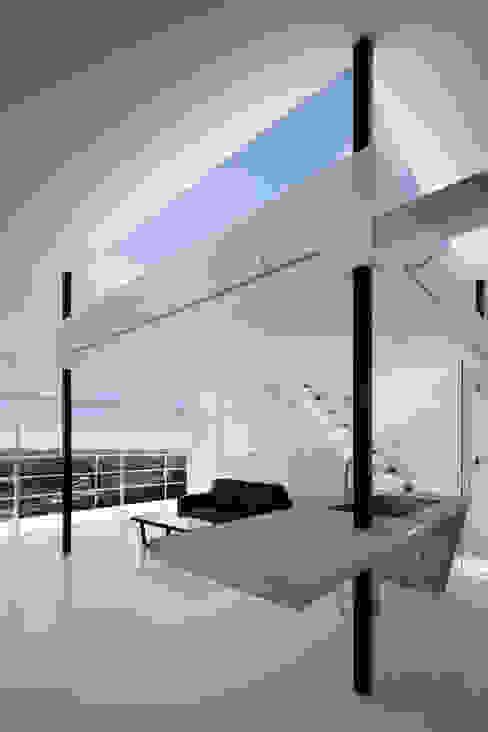 House in Narazaka od Yoshiaki Yamashita Architect&Associates