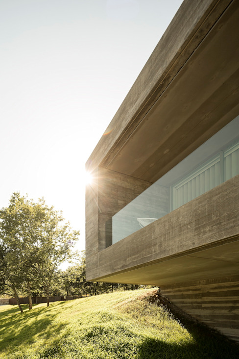 Sambade House Maisons modernes par spaceworkers® Moderne