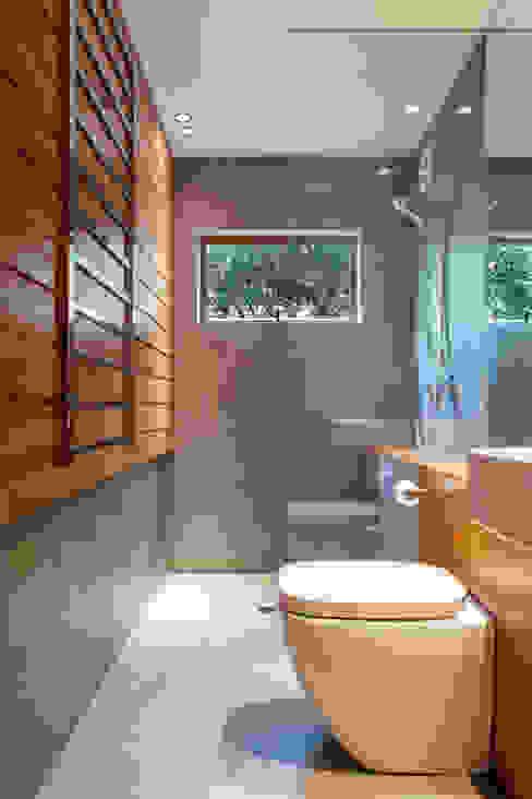 ห้องน้ำ by Dorrington Atcheson Architects
