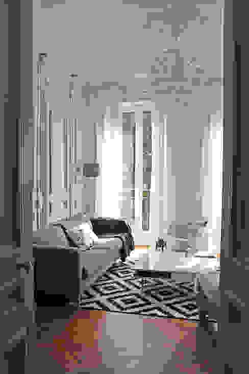 Appartement Scandinave & Français Salon scandinave par Matin de Mai Scandinave