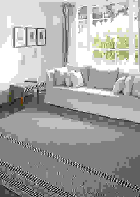 Roger Oates Bespoke Rugs Salas de estar clássicas por Roger Oates Design Clássico